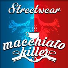 macchiato killer streetwear